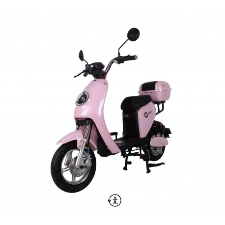 "Electric scooter - SMARTER 400 (14"")"