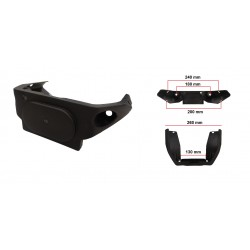 Front plastic parts S10 scooter